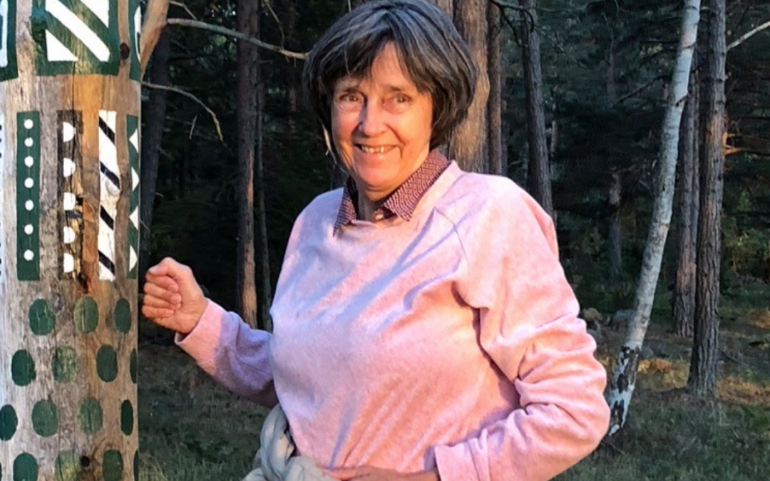 Dunderbackens Cecilia Löfström, i DN